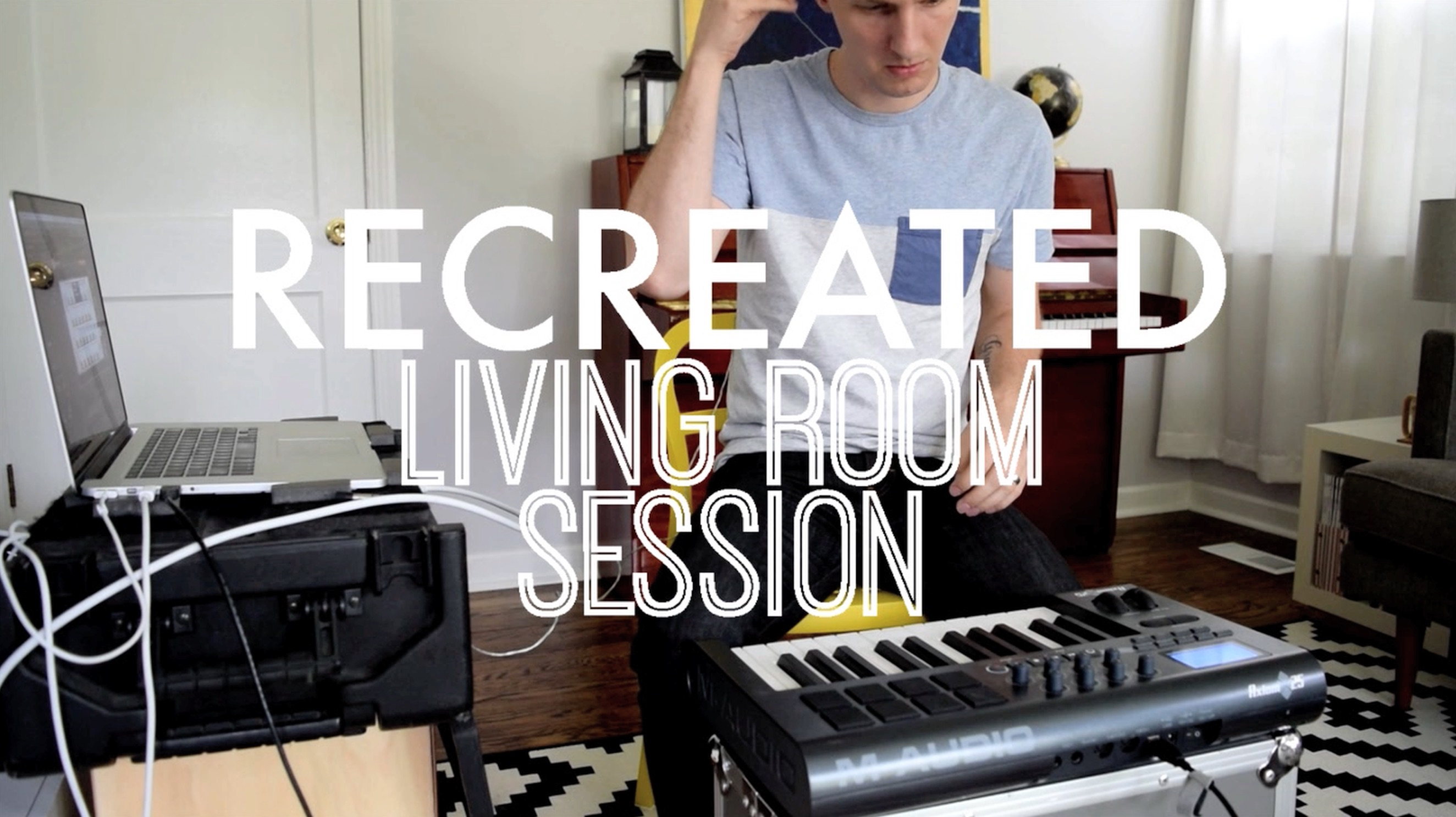 Recreated Living Room Session